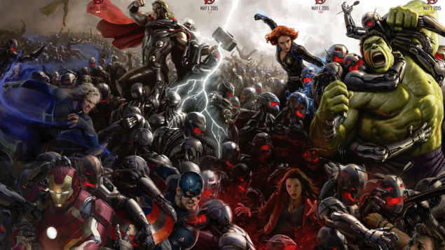 Combined-Age-of-Ultron-Posters