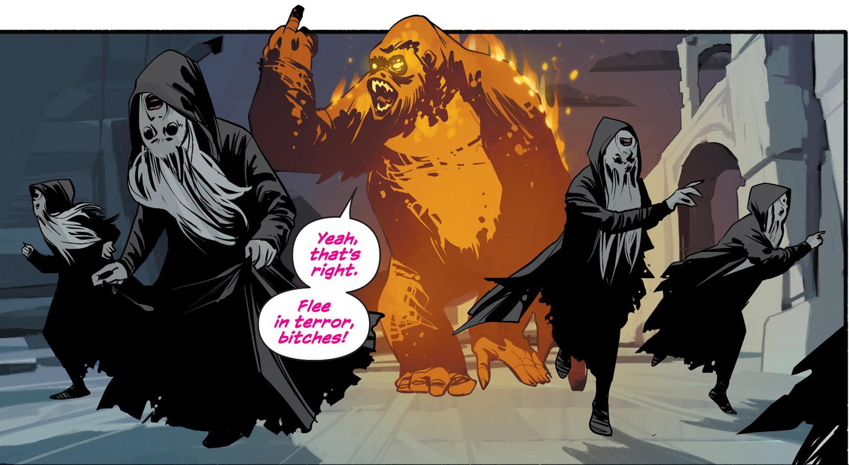 Saga Comic Book Book Club