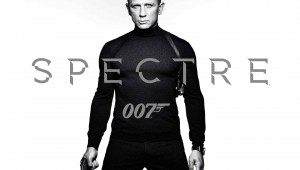 Daniel Craig as James Bond in the poster for Spectre
