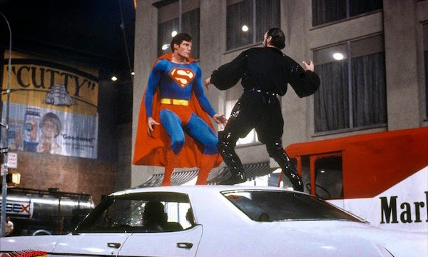 Superman2-fight